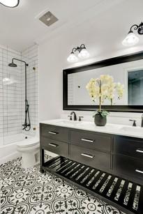 486 E Boca Rd. Guest Bathroom.