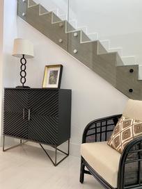 Beautiful custom staircase