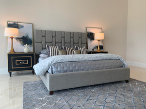 Modern & Stylish Master Bedroom