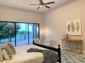 Sophisticated & Elegant Master Bedroom