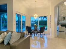 Family Room - View to the Pool
