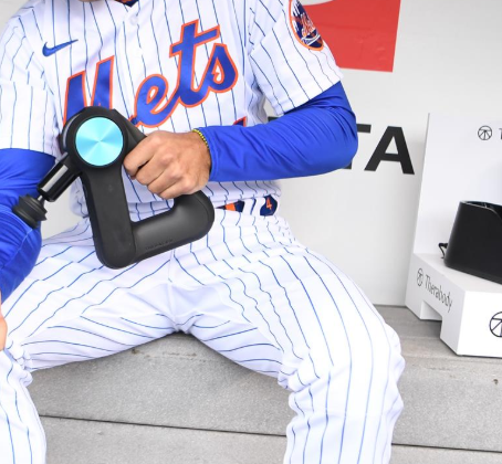 New York Mets and Therabody Actively Reshaping the Sports Health and Wellness Space