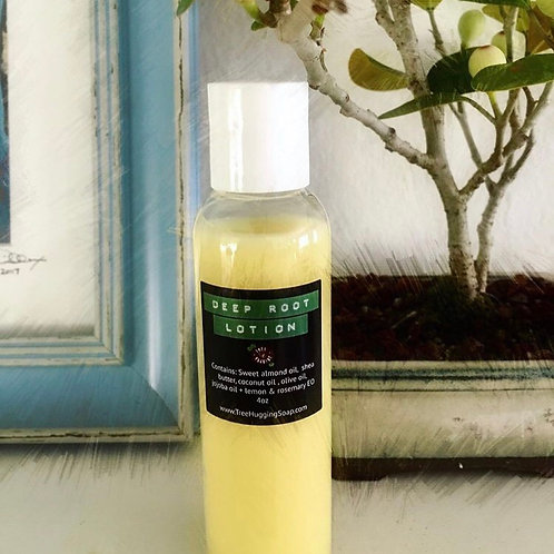 Deep Root Lotion 4oz