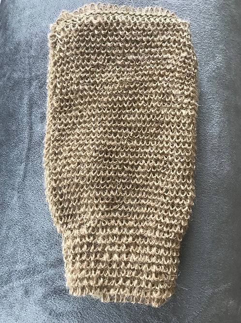Hemp Exfoliating Glove