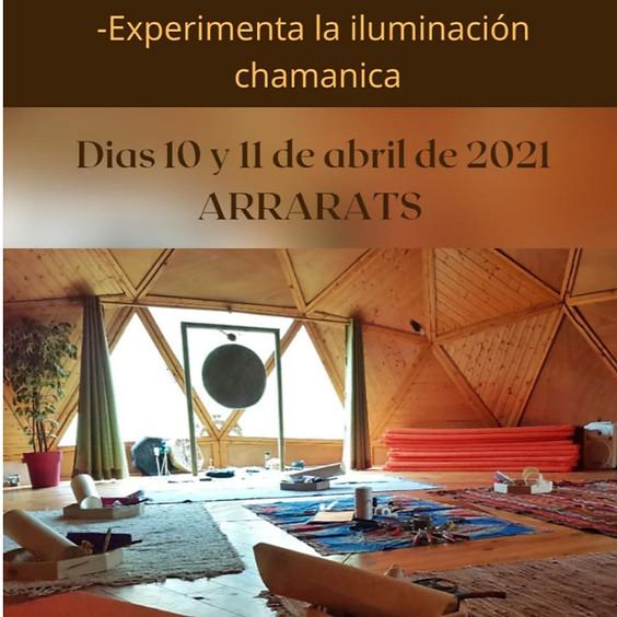 Taller de Tambor chamánico medicinal en Arrarás (Navarra)