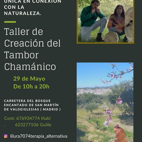 ELABORA TU TAMBOR CHAMÁNICO