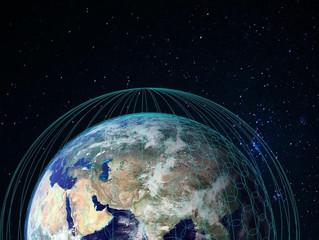 OneWeb Satellites inauguró su línea de producción en serie de los primeros satélites OneWeb