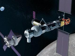 La NASA empieza la construcción de la estación espacial en la Luna