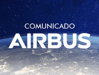 Comunicado Airbus