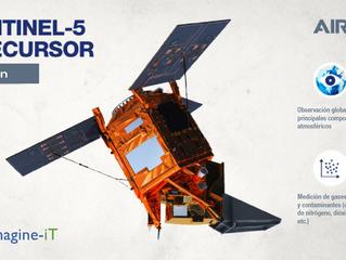 Satélite Sentinel -5P construido por Airbus Space medirá gases traza, aerosoles y contaminantes