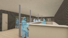Desarrollan módulos hospitalarios industrializados en madera como espacio para tratar el Covid-19
