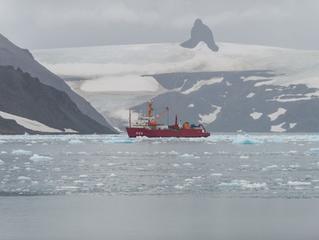 Seguimiento del iceberg más grande del mundo