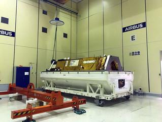 El satélite PAZ comienza su viaje al espacio