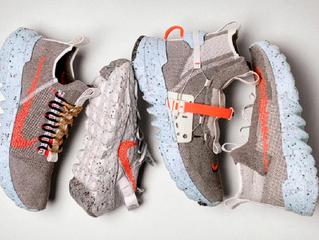 Nike Space Hippie: Zapatillas hechas de basura