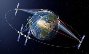 La autopista espacial de datos de Airbus comienza a retransmitir con regularidad