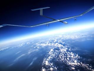 Zephyr es el UAV líder del mundo, solar-eléctrico y estratosférico