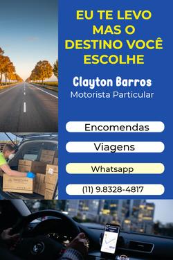 Clayton Motorista