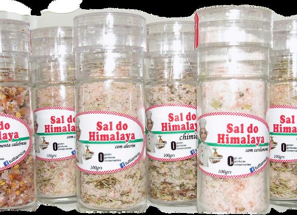 SAL DO HIMALAYA- COM OREGANO