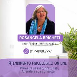 Rosangela - Post Insta e Face