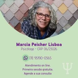 Post Insta e face - Marcia Peicher