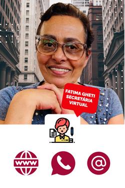 Cartão Interativo • Fatima Gheti