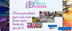 Site Elaine Bordados