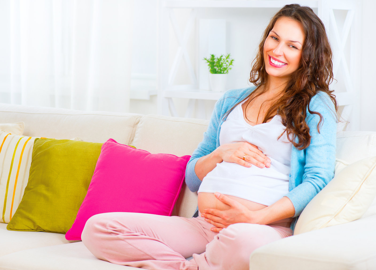 Питание беременных и кормящих
