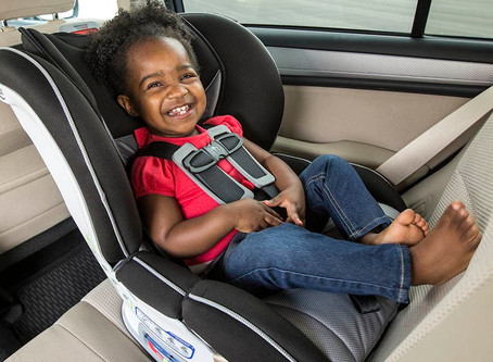 Rear-Facing Seats Until AT LEAST Age 2 years