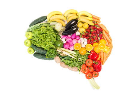 Brain Food - it IS what you eat!