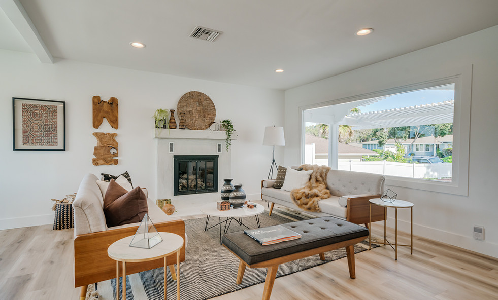 South bay home staging