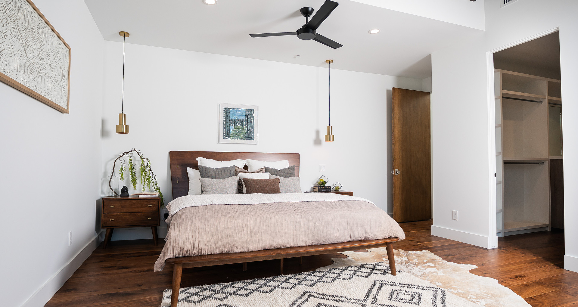 Best Bedroom Staging