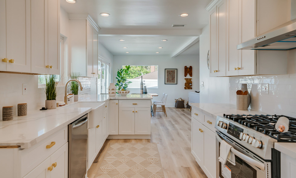 Staged and sold in South Bay
