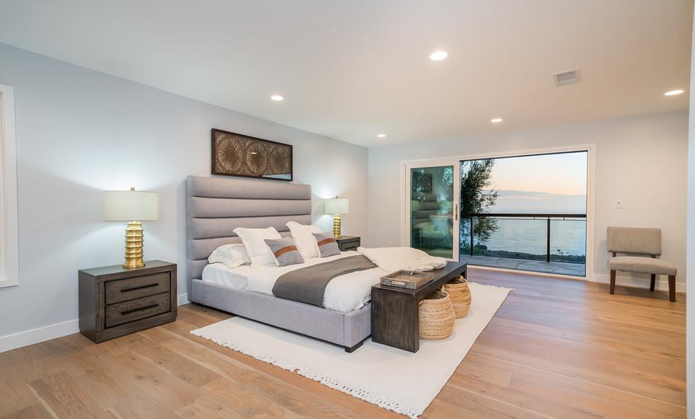 Best Staged Bedroom