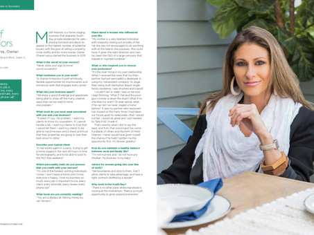 Southbay Magazine Women's Issue