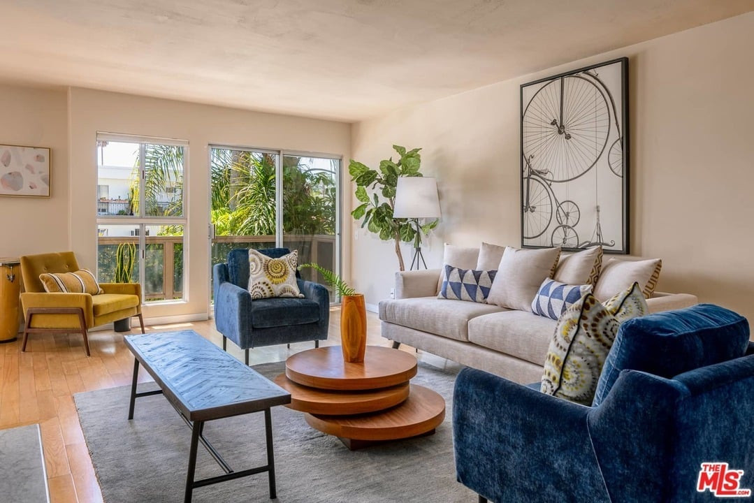 Brentwood Home staging