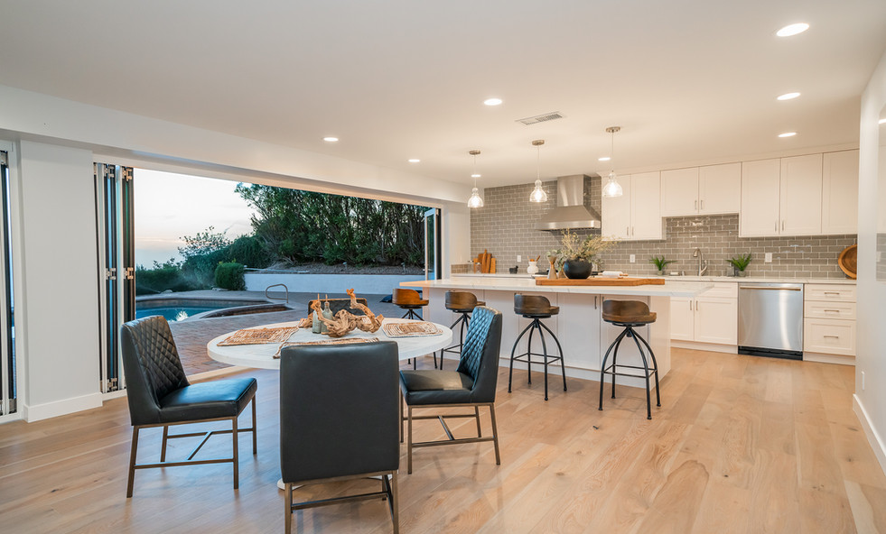 Love Staged homes