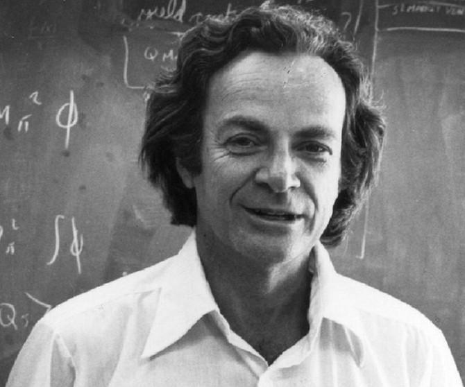 Техника проверки знаний по Фейнману