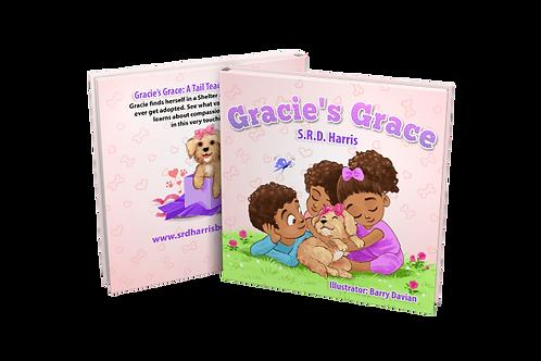 Paperback Gracie's Grace Book