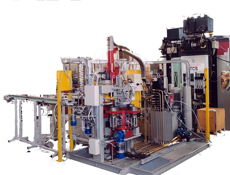 Die casting - Cannon usa