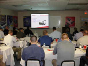 Cannon USA Polyurethane seminars