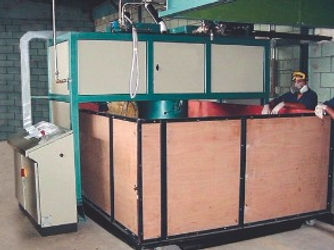 slabstock continuous foaming lines