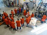 polyurethane equipment training sessions - Cannon USA