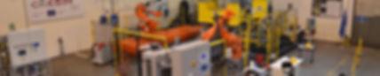 Polyurethane processing equipment