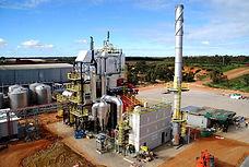 Chaudière industrielle biomasse