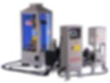 Auxiliary pu foaming equipment
