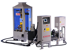 Auxiliary pu foaming equipment