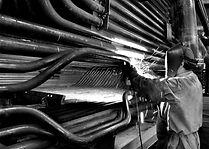 Chaudière industrielle vapeur