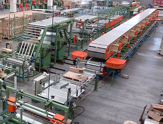 PU Continuous Sandwich panel line