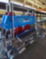 High tonnage Presses - plasic processing equipment