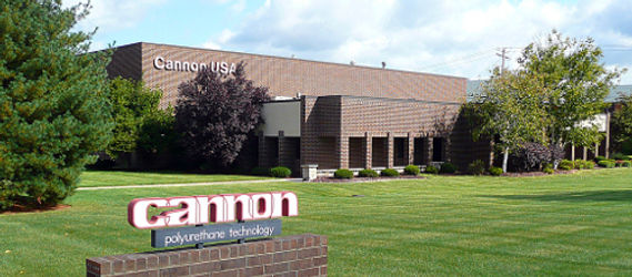 Cannon USA north america